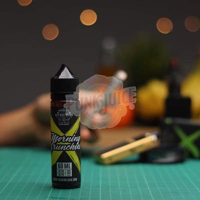 Fcukin Flava X Morning Crunchies 60ML-Punk Juice Vape Store