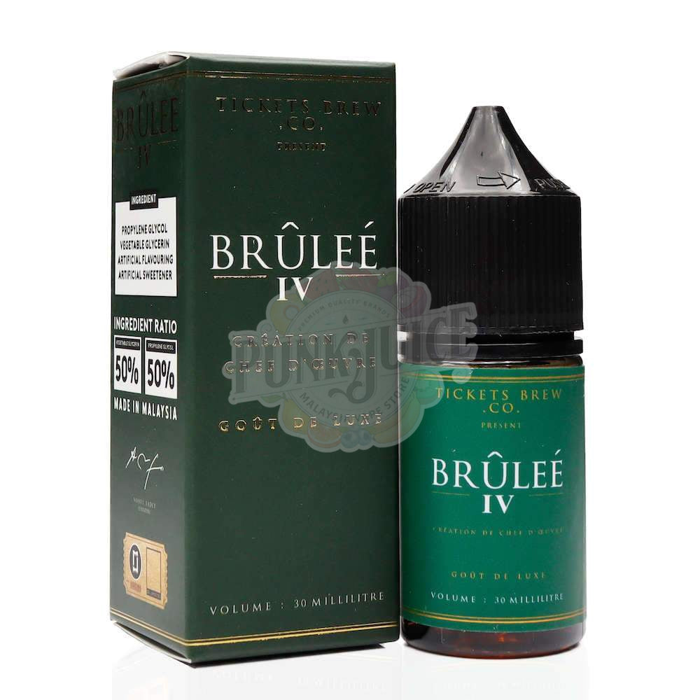 Tickets Brew Brulee IV HTPC-Punk Juice Vape Store