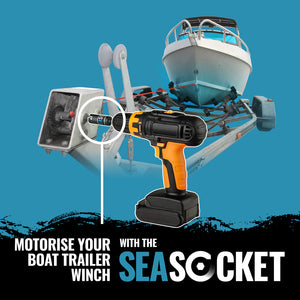 The Sea Socket - retrieve your boat in seconds