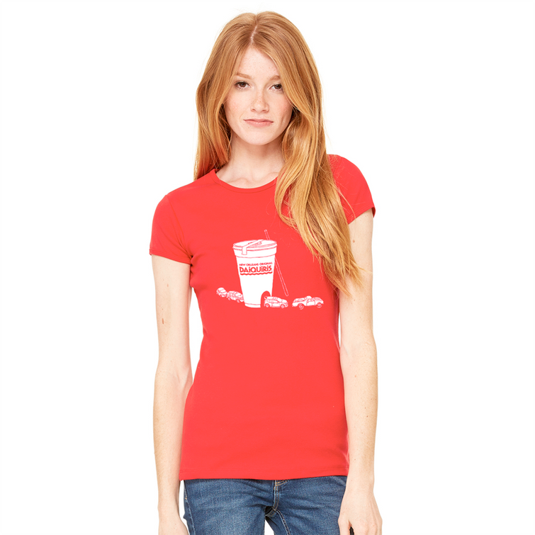 Drive Through Daiquiri Ladies' Tee