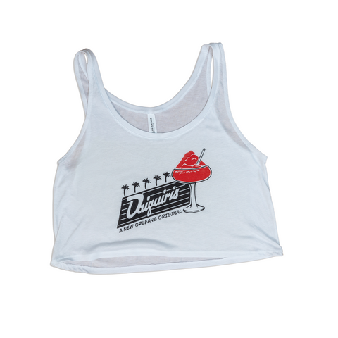 Retro Daiquiri Flowy Tank