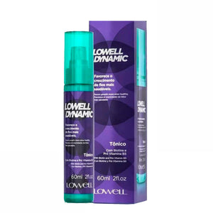 Lowell Dynamic Tonic Recovery and Growth 60ml/2fl.oz
