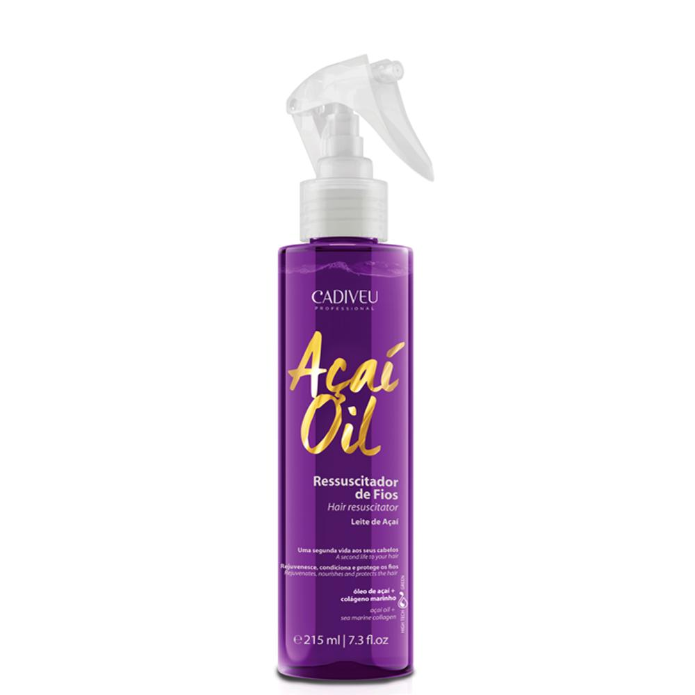 Cadiveu Açaí Oil Resuscitator Leave-in 215ml/7.27fl.oz