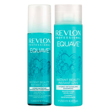Load image into Gallery viewer, Revlon Professional Equave Hydro Shampoo and Conditioner Kit