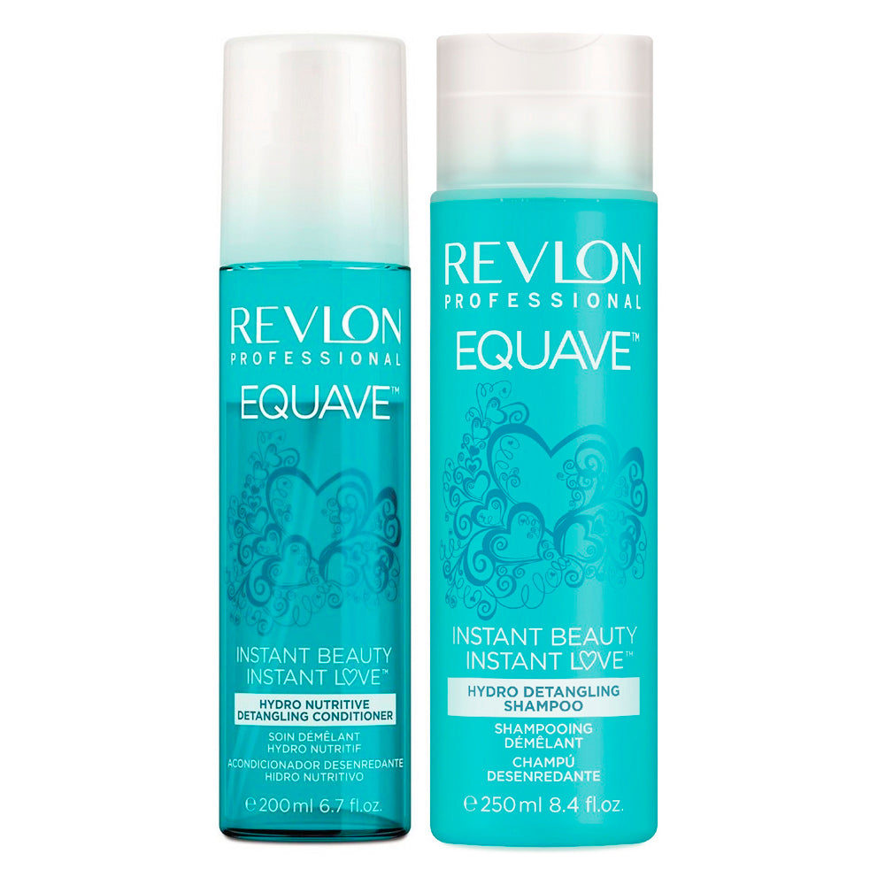 Revlon Professional Equave Hydro Shampoo and Conditioner Kit