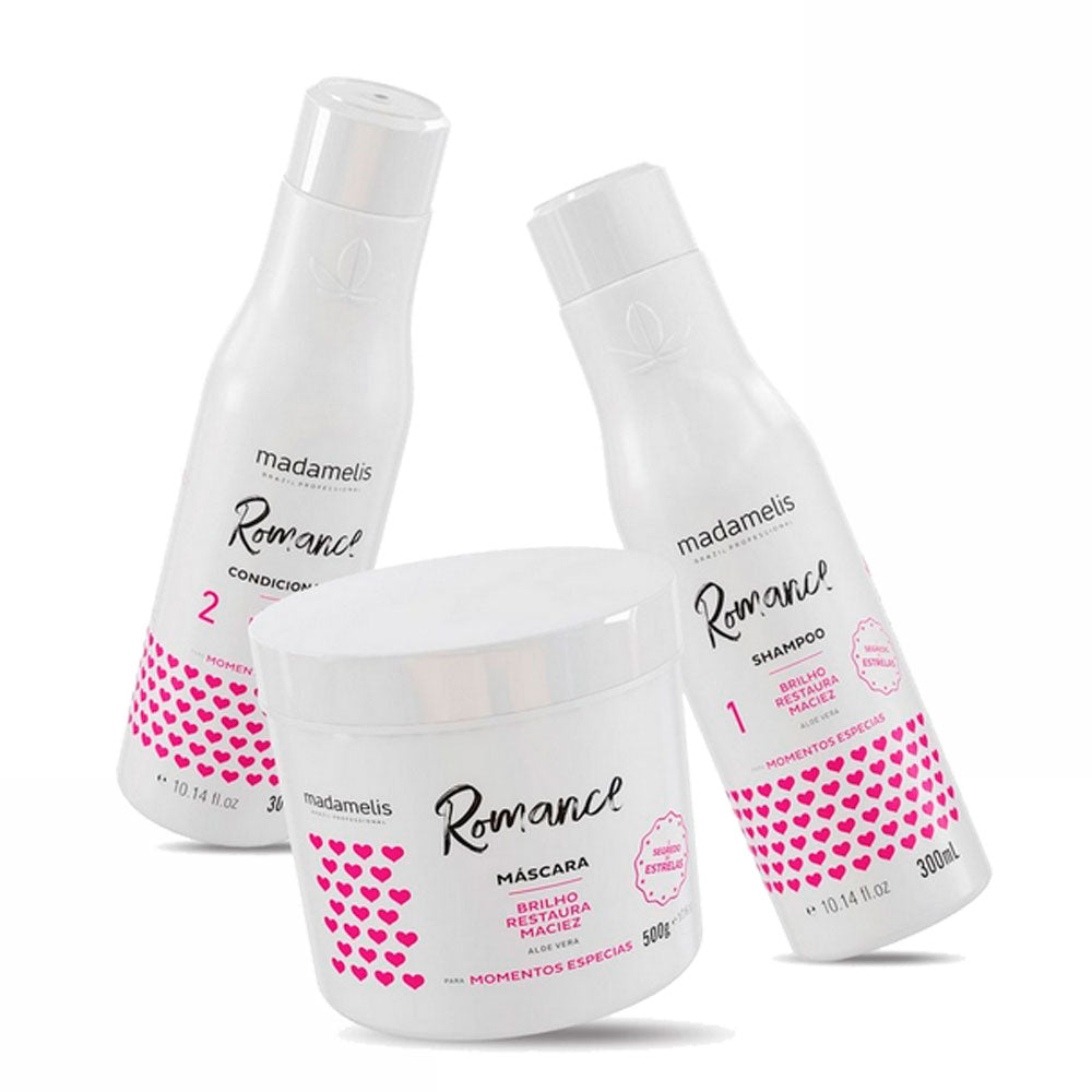 Madamelis Romance Special Moments Home Care Kit