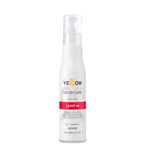 Alfaparf Yellow Color Care Leave in Treatment Protetor de Goji Cor et Aloetrix125ml / 4.23fl.oz