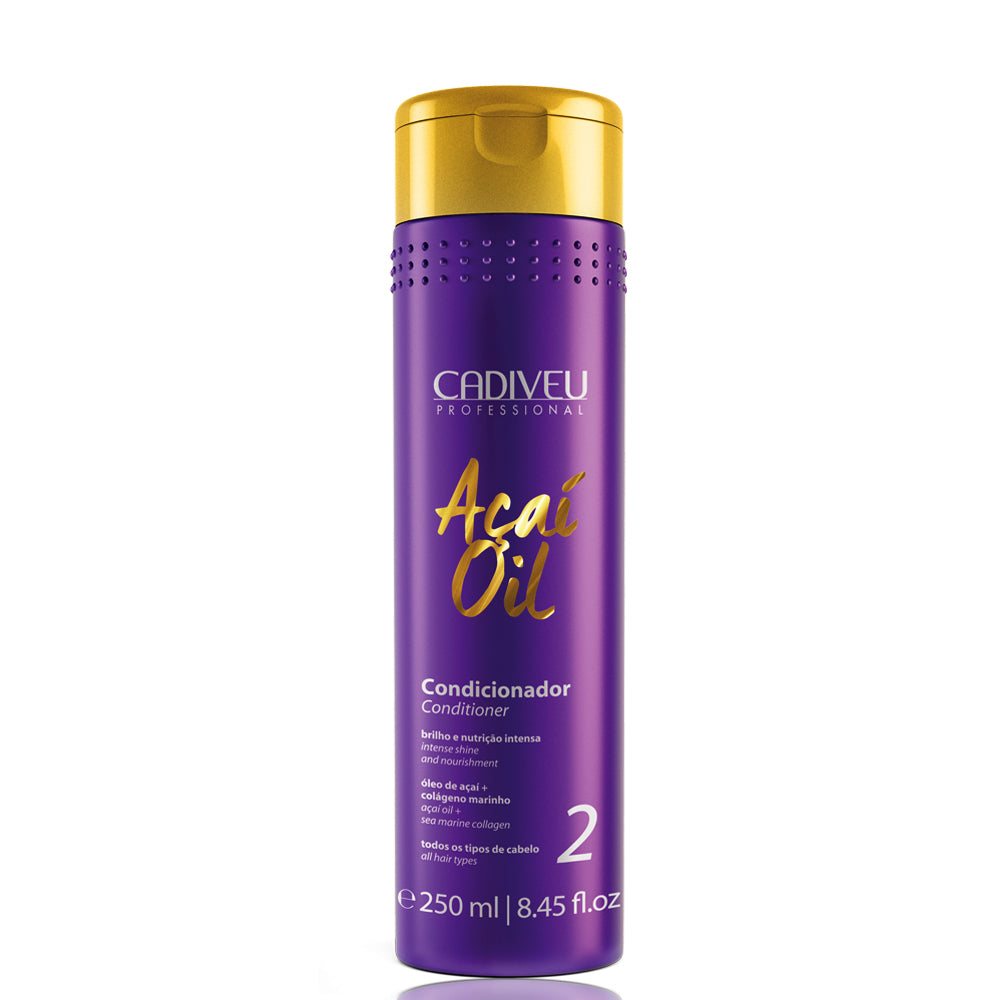 Cadiveu Acai Oil Conditioner 250ml/8.45fl.oz