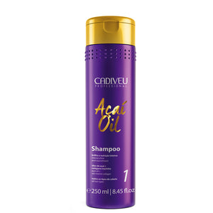 Cadiveu Açaí Oil Shampoo 250ml/8.45fl.oz