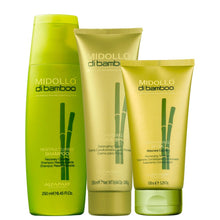 Laden Sie das Bild in den Galerie-Viewer, Alfaparf Midollo Di Bamboo Daily Care Kit with Hair