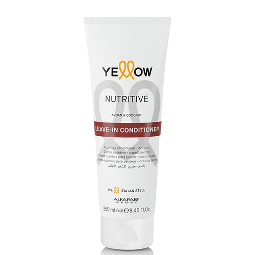 Alfaparf Yellow Nutritive Cabello seco nutritivo sin enjuague
