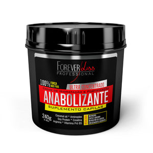 Forever Liss Hair Anabolic Hydration and Strengthening Mask 240g/8.45 fl. oz