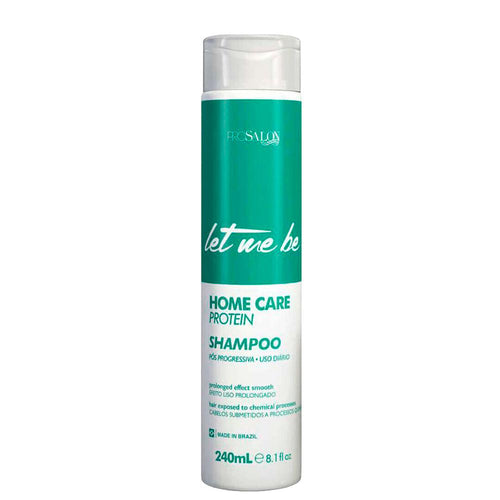 Let Me Be Home Care Protein Shampoo Progressive Post 240ml/8.11fl.oz