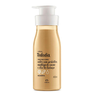 Natura Macadamia Body Déodorant Cream 400ml / 13.5fl.oz