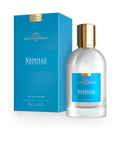 Comptoir VANILLE PASSION EDP 100ml with box