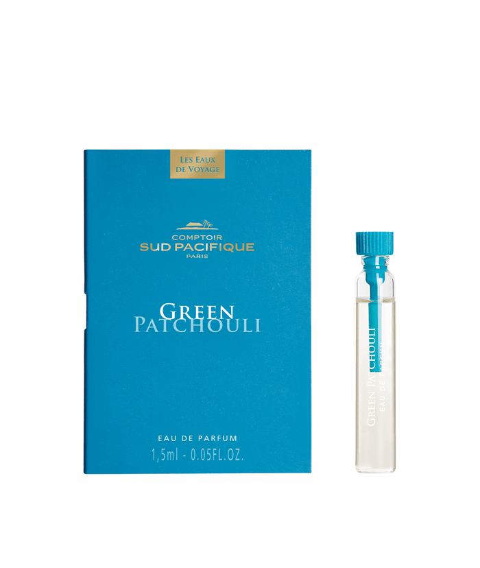 GREEN PATCHOULI