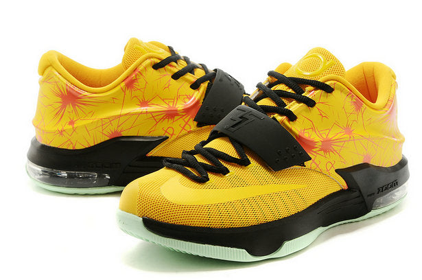 super popular 3972e fb522 Spring Summer 2018 Discount KD 7 VII ID Bruce Lee Sonic Yellow Green ...