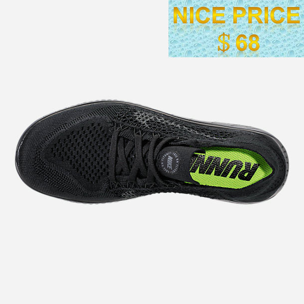 d108364348696 2018 Genuine WOMENS NIKE FREE RN FLYKNIT 2018 RUNNING SHOES 942839 ...