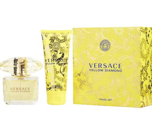 Versace Yellow Diamond (Travel Set) by Gianni Versace