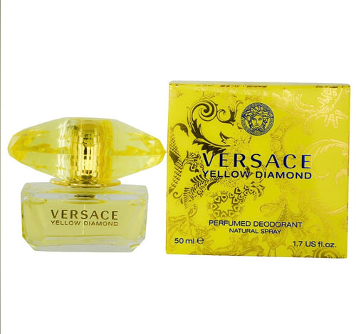 Versace Yellow Diamond Deodorant Spray by Gianni Versace