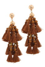 Load image into Gallery viewer, Designer Tassel Drop  (3 Colors)
