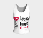 Lipstick & Lunges Long Shirt