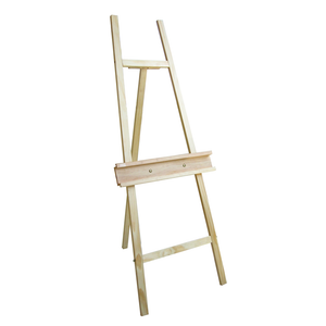 HIRE of Standard Timber Easel - $50 Weekend Hire - Silver Belle Design