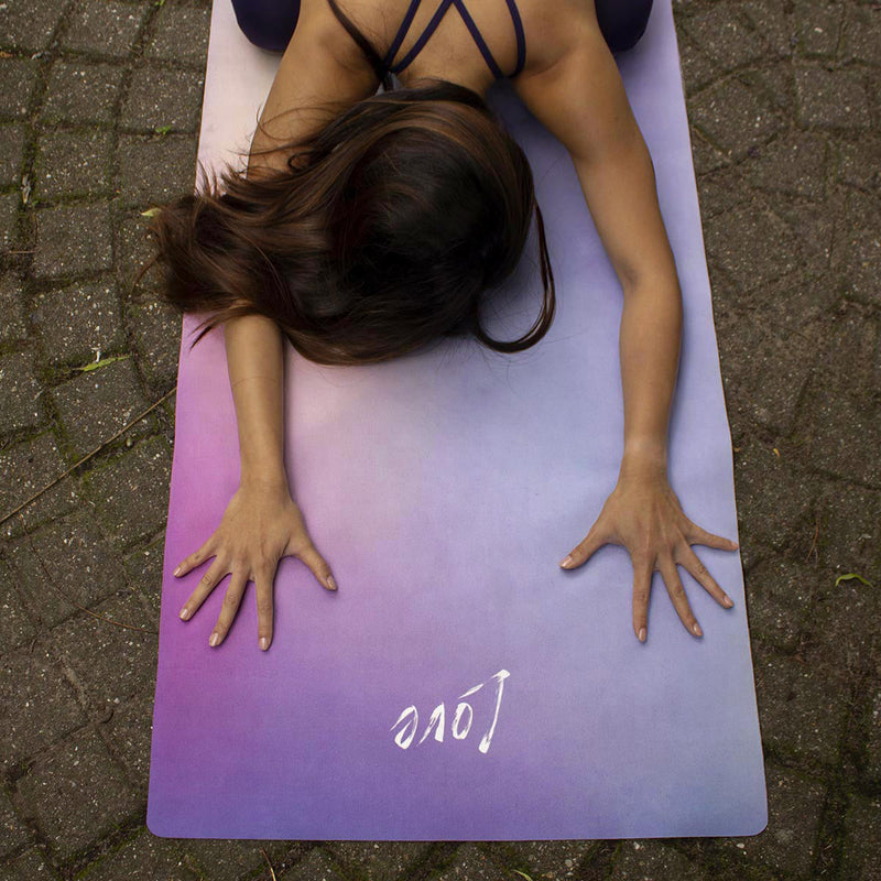 *Love* TRAVEL yoga mat