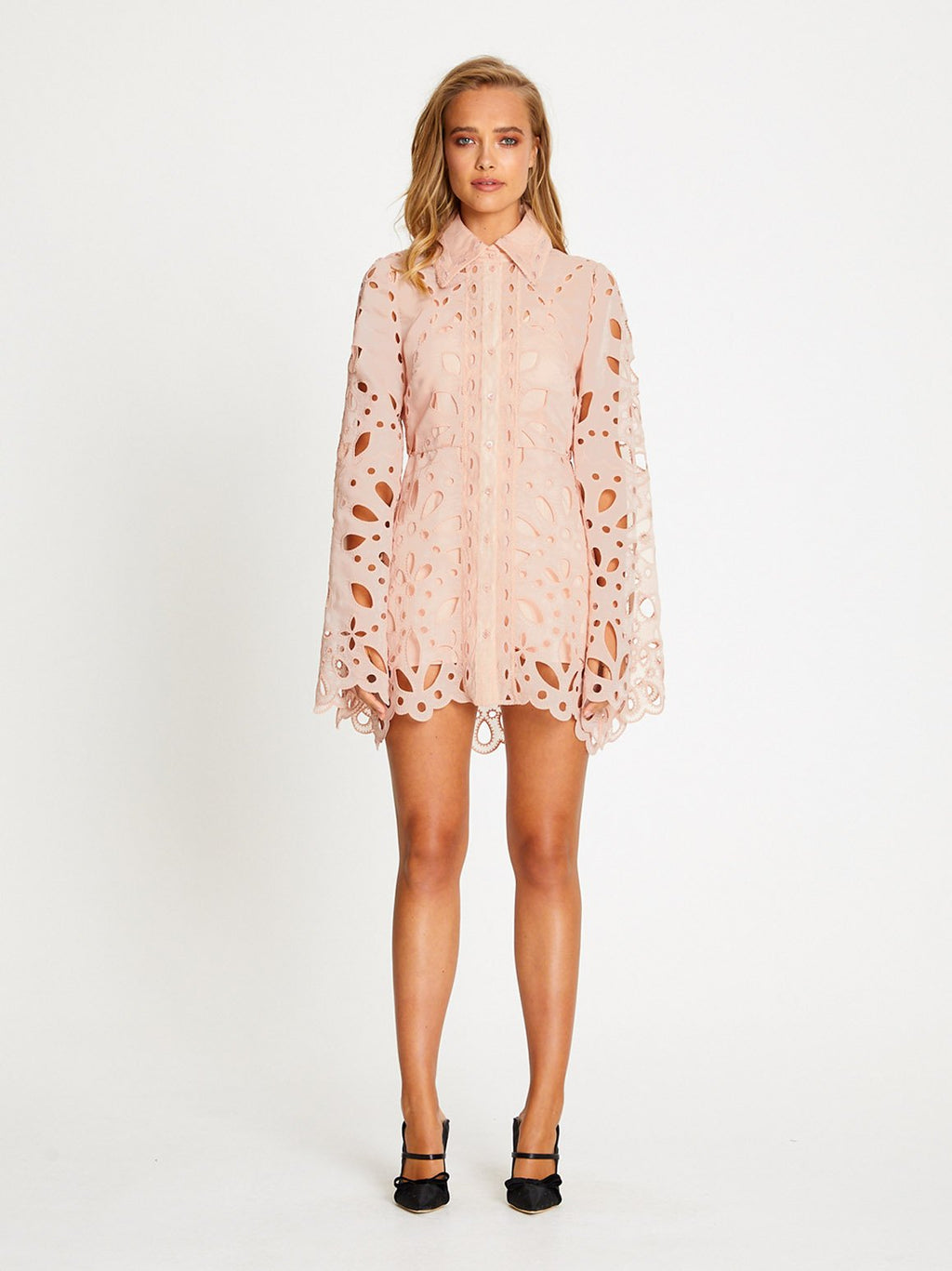 BAUDELAIRE MINI DRESS
