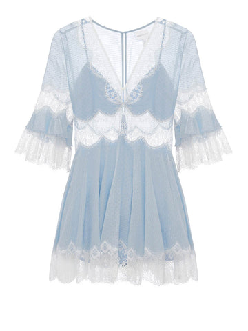 DIVINE SISTER PLAYSUIT