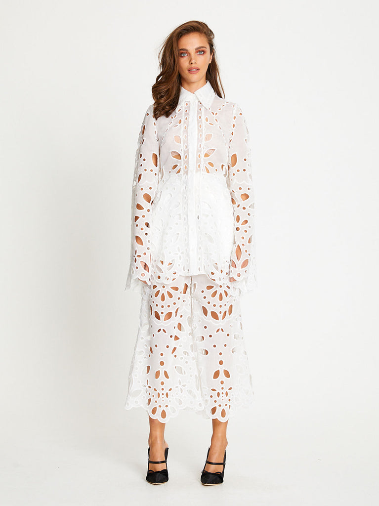 BAUDELAIRE SHIRT DRESS