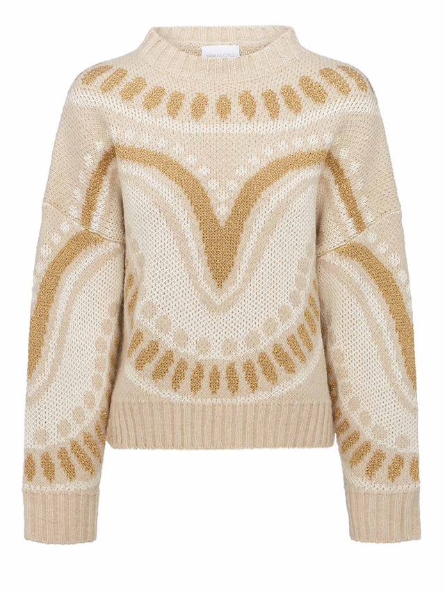 Windswept Knit