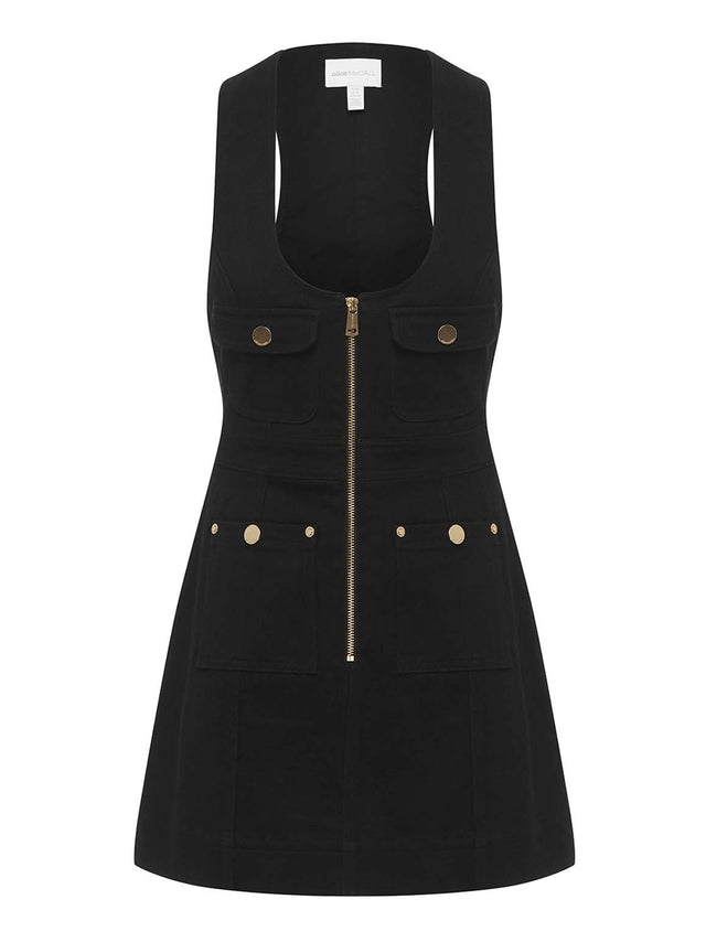 Club Noir Mini Dress