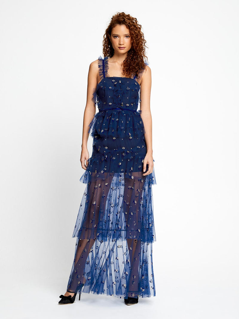 COWBOY TEARS GOWN
