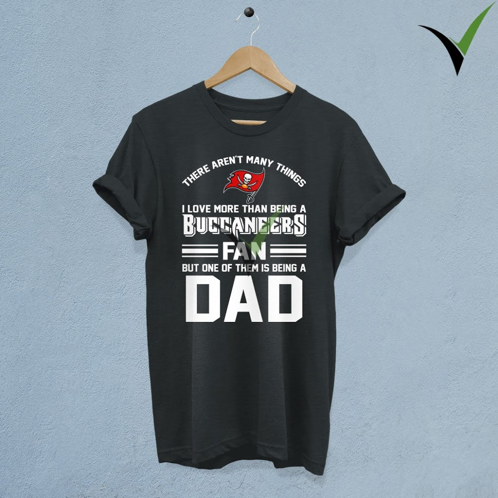 81335d68 Father's Day Shirt For Tampa Bay Buccaneers Dad Men's T-shirt