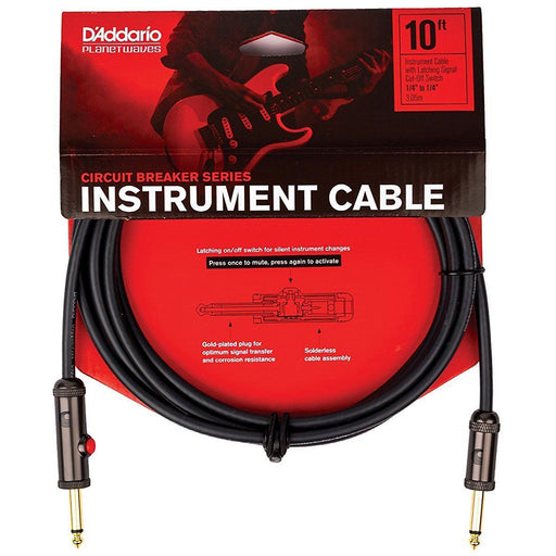 Cable Planet Wave P/Inst.   Pw-Agl-10