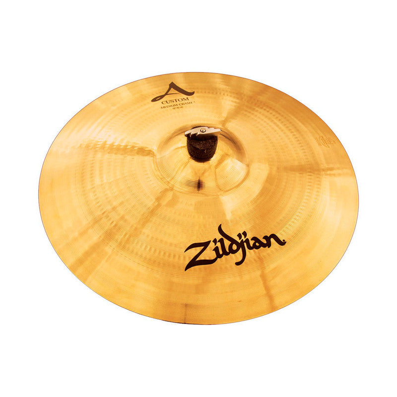 "Platillo 18"" Zildjian Custom Medium Crash"