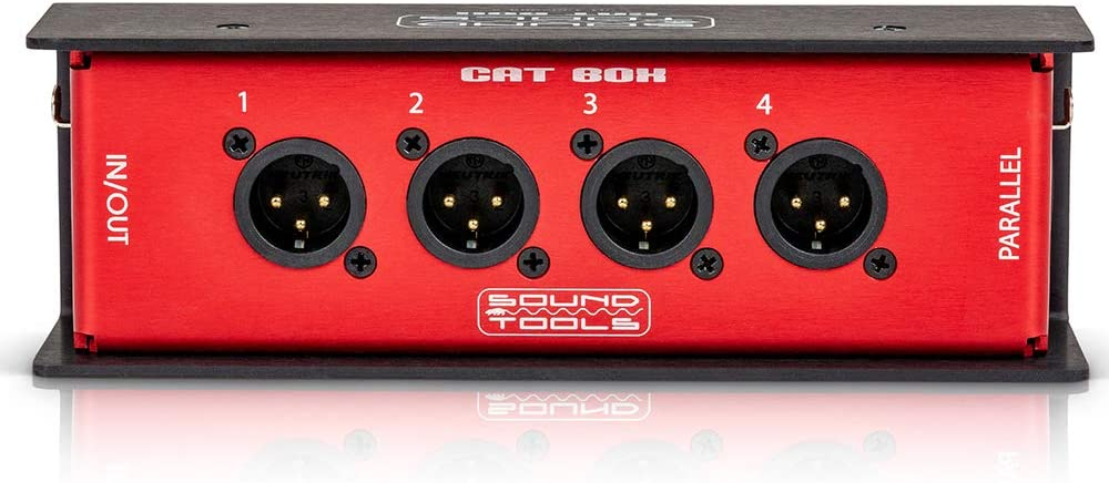 Splitter Catbox Sound Tools Macho Cbmx