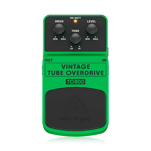 Pedal Behringer Vitage Tube Overd To800