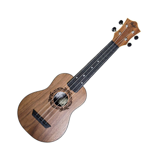 Ukulele Soprano Flight Natural Tus50 C/Funda