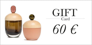 Gift card 60 €