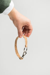 Juri cork key chain, handle