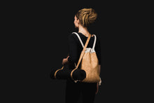 Load image into Gallery viewer, Aarni cork drawstringbag
