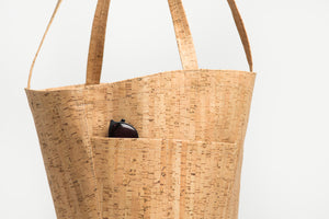 Aura big cork bag