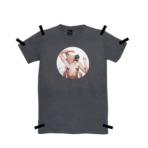 THE HORSE CHARCOAL T-SHIRT
