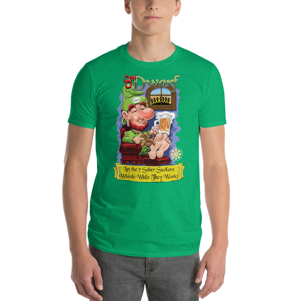 Tipsy the 8th Dwarf T-Shirt