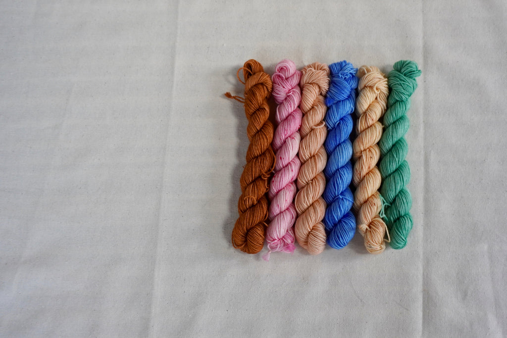 Neutrals Mini Skein Set