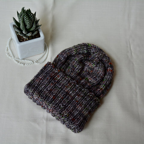 WFTD Classic Ribbed Beanie - Is It Halloween Yet?