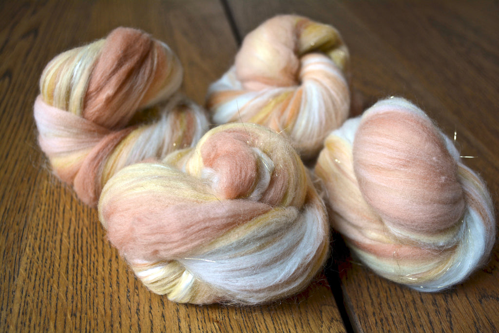 Rose Gold Domestic Art Batt