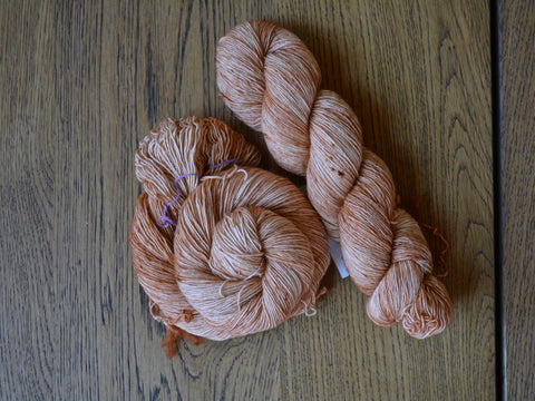 Peaches Singles Fingering Yarn